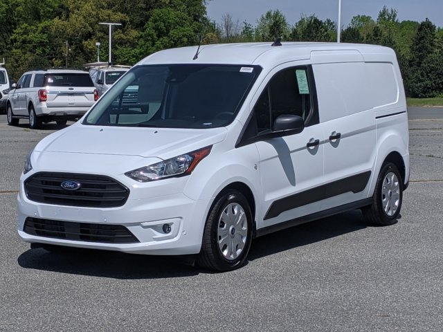 2020 Ford Transit Connect FWD, Empty Cargo Van #T206045 - photo 1