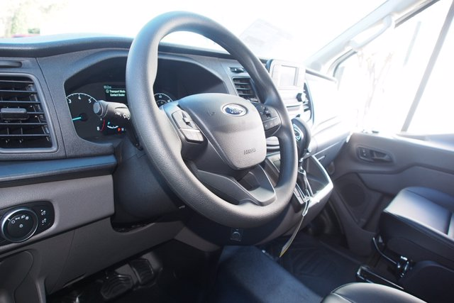 2020 Ford Transit 250 Med Roof RWD, Empty Cargo Van #T206064 - photo 13