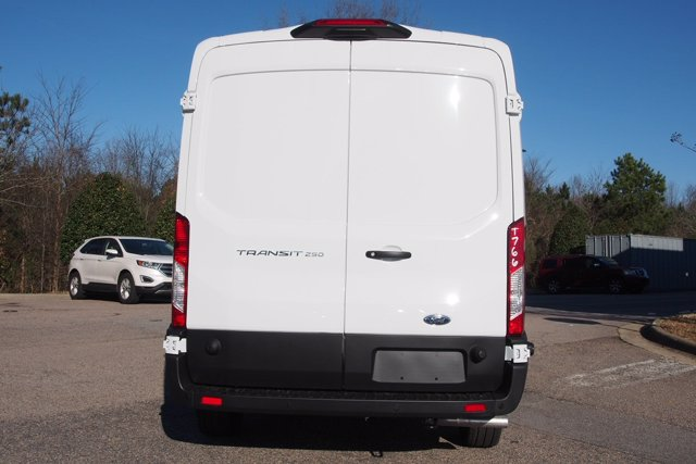 2020 Ford Transit 250 Med Roof RWD, Empty Cargo Van #T206064 - photo 7