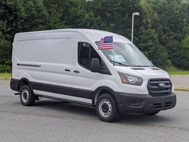 2020 Ford Transit 250 Med Roof RWD, Empty Cargo Van #T206070 - photo 2