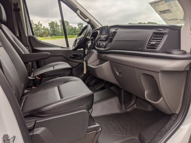 2020 Ford Transit 250 Med Roof RWD, Empty Cargo Van #T206070 - photo 35