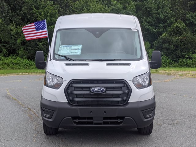 2020 Ford Transit 250 Med Roof RWD, Empty Cargo Van #T206070 - photo 9