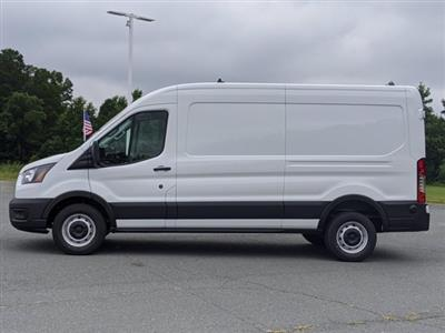 2020 Ford Transit 250 Med Roof RWD, Empty Cargo Van #T206070 - photo 8