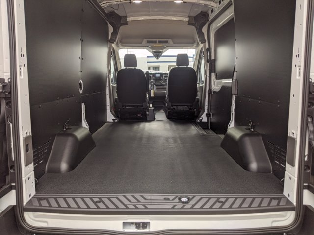 2020 Ford Transit 250 Med Roof RWD, Empty Cargo Van #T206078 - photo 1