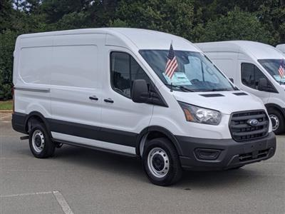2020 Ford Transit 250 Med Roof RWD, Empty Cargo Van #T206078 - photo 3