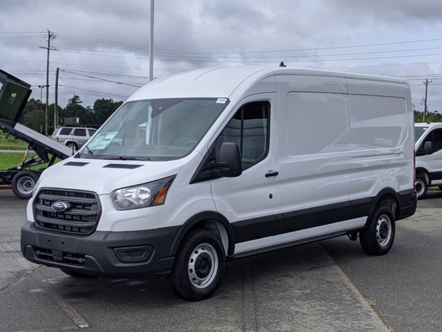 2020 Ford Transit 250 Med Roof RWD, Empty Cargo Van #T206084 - photo 1