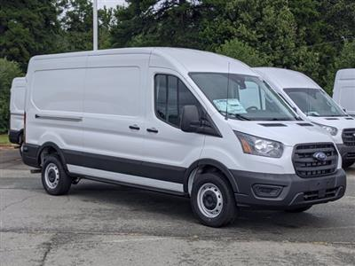 2020 Ford Transit 250 Med Roof RWD, Empty Cargo Van #T206084 - photo 3