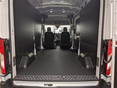 2020 Ford Transit 250 Med Roof RWD, Empty Cargo Van #T206084 - photo 2