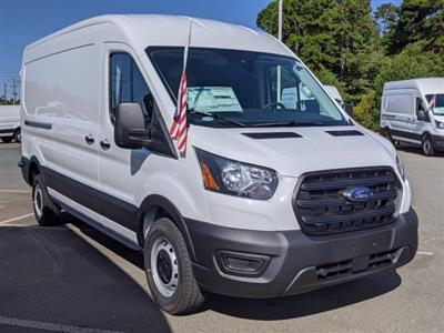 2020 Ford Transit 250 Med Roof 4x2, Empty Cargo Van #T206088 - photo 3