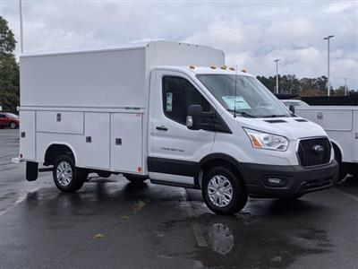 2020 Ford Transit 350 4x2, Reading Aluminum CSV Service Utility Van #T206092 - photo 1