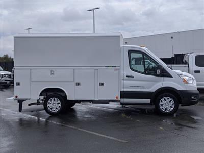 2020 Ford Transit 350 4x2, Reading Aluminum CSV Service Utility Van #T206092 - photo 3
