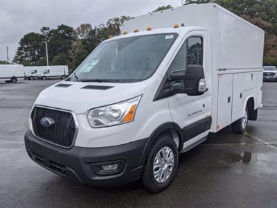 2020 Ford Transit 350 4x2, Reading Aluminum CSV Service Utility Van #T206092 - photo 6