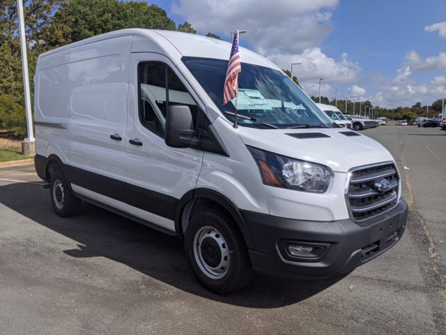 2020 Ford Transit 250 Med Roof RWD, Empty Cargo Van #T206094 - photo 3