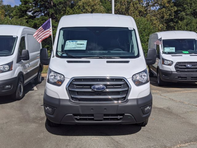 2020 Ford Transit 250 Med Roof RWD, Empty Cargo Van #T206094 - photo 9