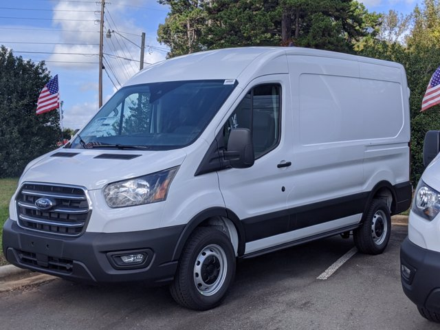 2020 Ford Transit 250 Med Roof 4x2, Empty Cargo Van #T206095 - photo 1