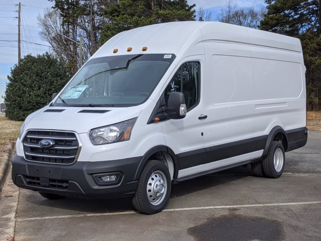 2020 Ford Transit 350 HD High Roof DRW 4x2, Empty Cargo Van #T206103 - photo 7