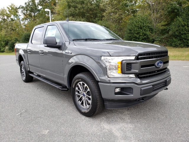 2020 F-150 SuperCrew Cab 4x4, Pickup #T207001 - photo 3
