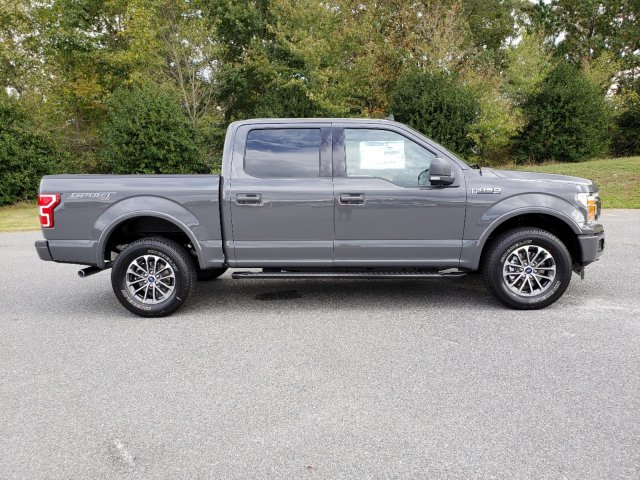 2020 F-150 SuperCrew Cab 4x4, Pickup #T207001 - photo 4