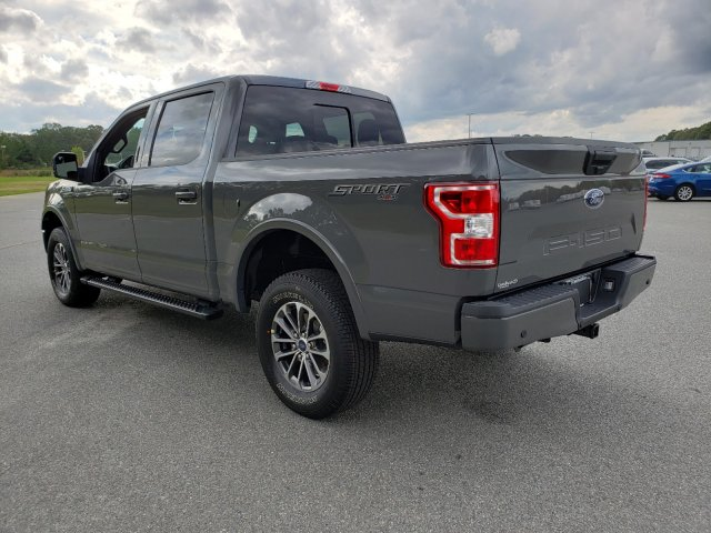 2020 F-150 SuperCrew Cab 4x4, Pickup #T207001 - photo 2
