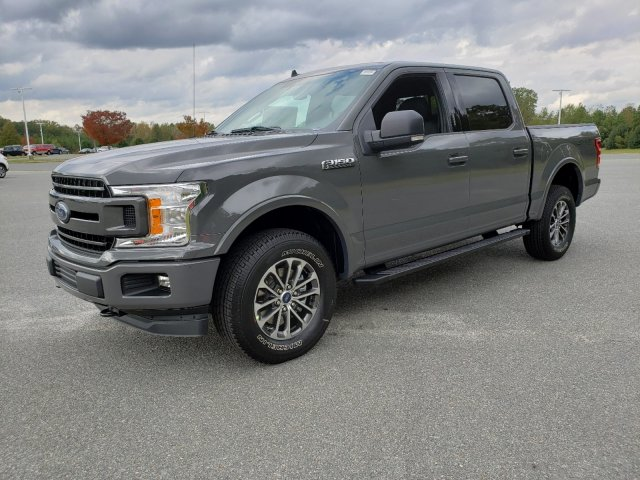 2020 F-150 SuperCrew Cab 4x4, Pickup #T207001 - photo 1