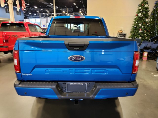 2020 F-150 SuperCrew Cab 4x4, Pickup #T207002 - photo 5
