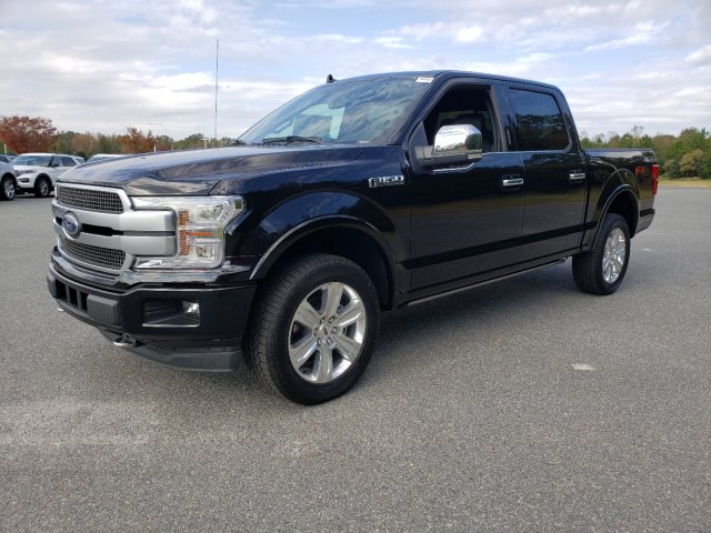 2020 F-150 SuperCrew Cab 4x4, Pickup #T207003 - photo 1