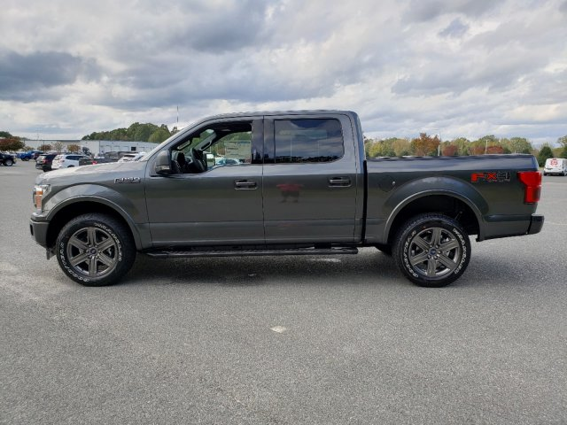 2020 F-150 SuperCrew Cab 4x4, Pickup #T207006 - photo 7