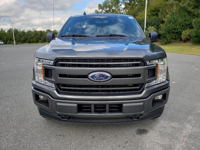 2020 F-150 SuperCrew Cab 4x4, Pickup #T207006 - photo 8