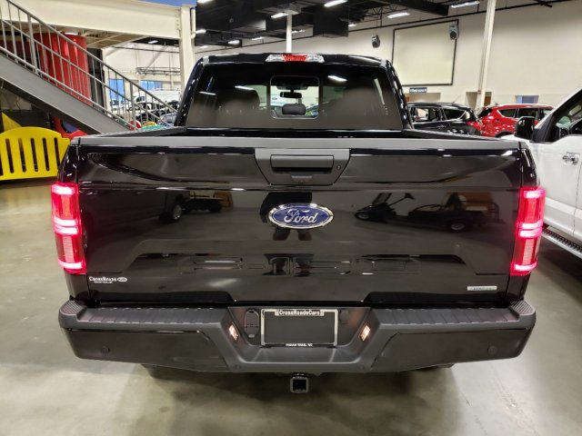 2020 F-150 SuperCrew Cab 4x4, Pickup #T207007 - photo 5