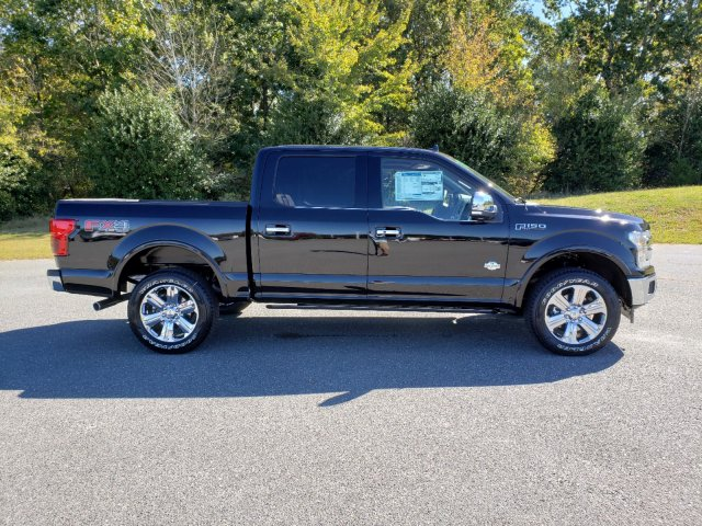 2020 F-150 SuperCrew Cab 4x4,  Pickup #T207009 - photo 4