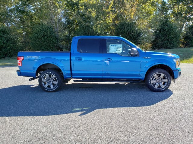 2020 F-150 SuperCrew Cab 4x4, Pickup #T207012 - photo 4