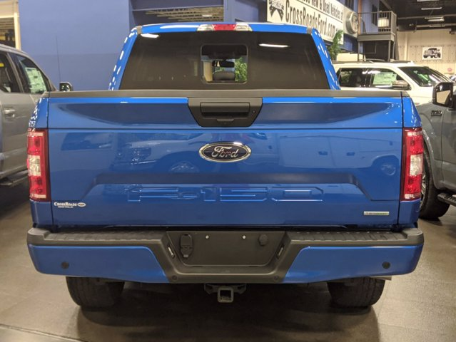 2020 Ford F-150 SuperCrew Cab 4x4, Pickup #T207012 - photo 5