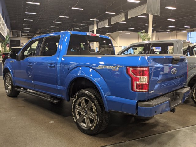 2020 Ford F-150 SuperCrew Cab 4x4, Pickup #T207012 - photo 2