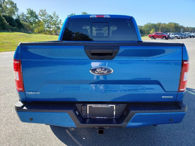 2020 F-150 SuperCrew Cab 4x4, Pickup #T207012 - photo 6