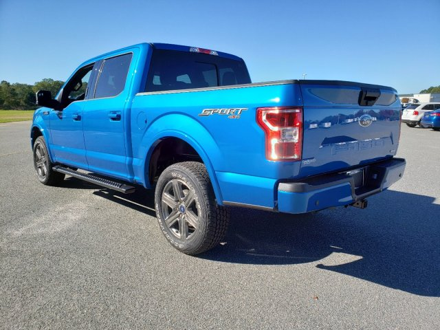 2020 F-150 SuperCrew Cab 4x4, Pickup #T207012 - photo 2