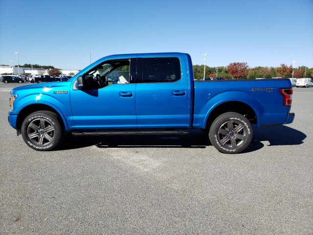 2020 F-150 SuperCrew Cab 4x4, Pickup #T207012 - photo 7
