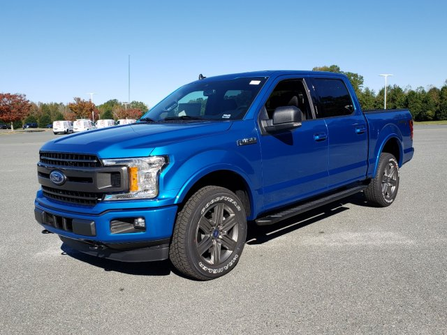 2020 F-150 SuperCrew Cab 4x4, Pickup #T207012 - photo 1