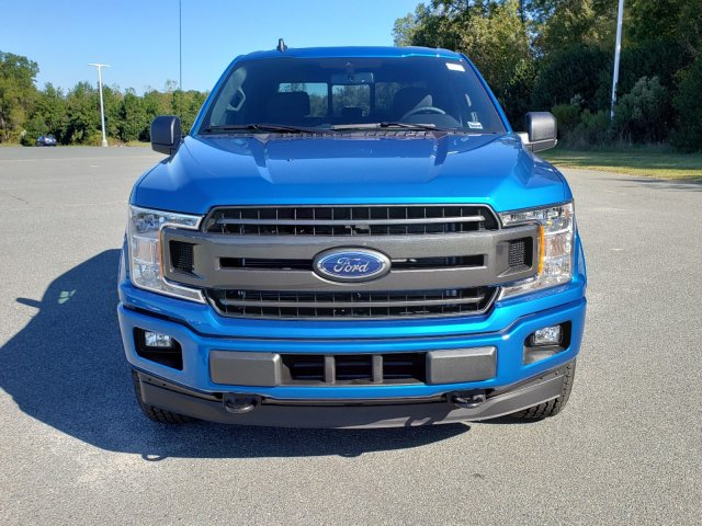 2020 F-150 SuperCrew Cab 4x4, Pickup #T207012 - photo 8