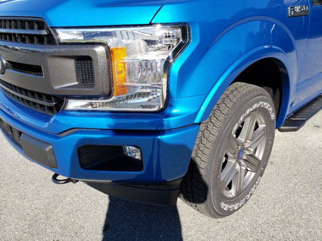 2020 F-150 SuperCrew Cab 4x4, Pickup #T207012 - photo 9
