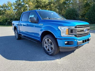 2020 F-150 SuperCrew Cab 4x4, Pickup #T207012 - photo 3