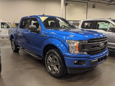 2020 Ford F-150 SuperCrew Cab 4x4, Pickup #T207012 - photo 3