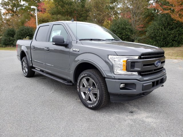 2020 F-150 SuperCrew Cab 4x4, Pickup #T207016 - photo 3
