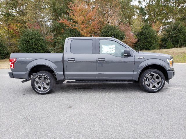 2020 F-150 SuperCrew Cab 4x4, Pickup #T207016 - photo 4