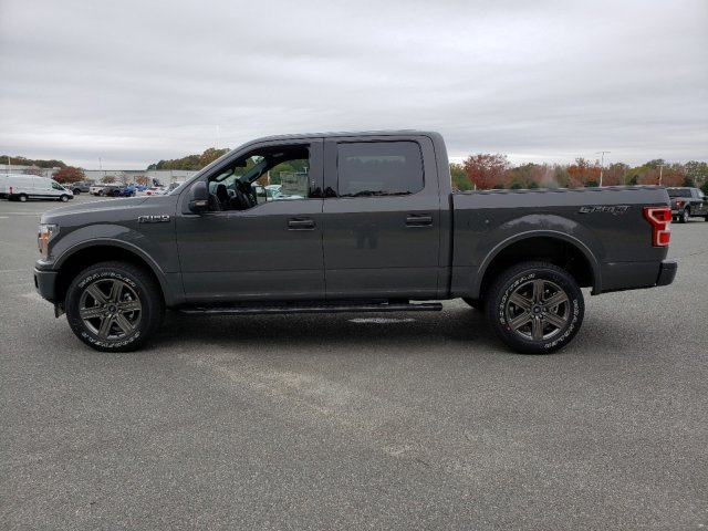 2020 F-150 SuperCrew Cab 4x4, Pickup #T207016 - photo 7