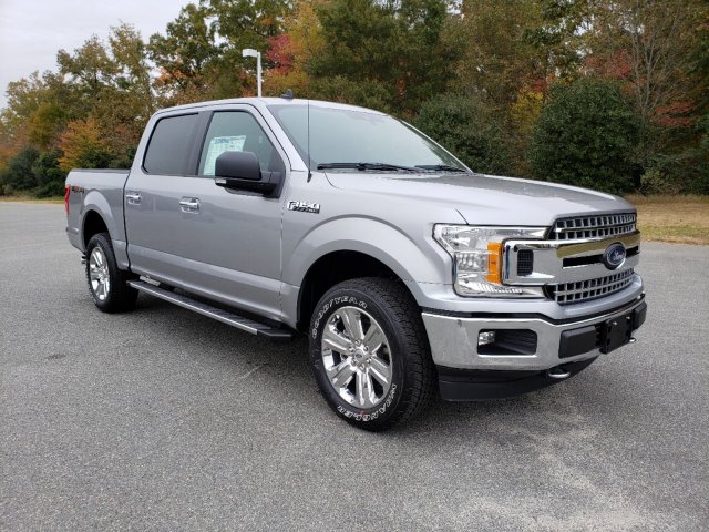 2020 F-150 SuperCrew Cab 4x4, Pickup #T207017 - photo 3