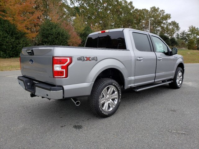 2020 F-150 SuperCrew Cab 4x4, Pickup #T207017 - photo 5