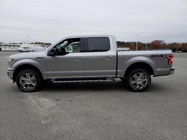 2020 F-150 SuperCrew Cab 4x4, Pickup #T207017 - photo 7