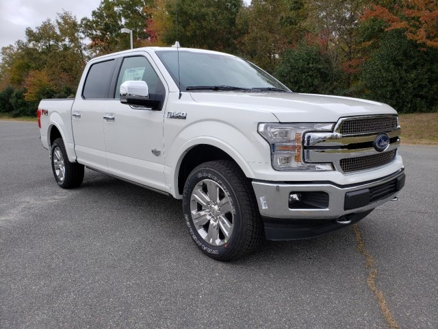 2020 F-150 SuperCrew Cab 4x4, Pickup #T207020 - photo 3