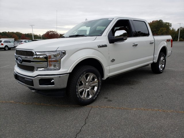 2020 F-150 SuperCrew Cab 4x4, Pickup #T207020 - photo 1