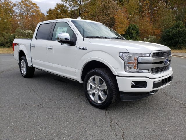 2020 F-150 SuperCrew Cab 4x4, Pickup #T207022 - photo 3